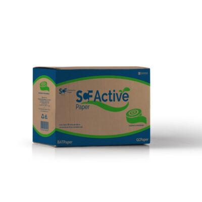 Papel Higiénico Biológicamente Activo