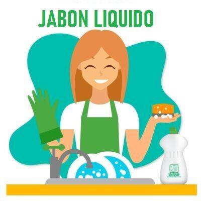 Jabón Liquido HG