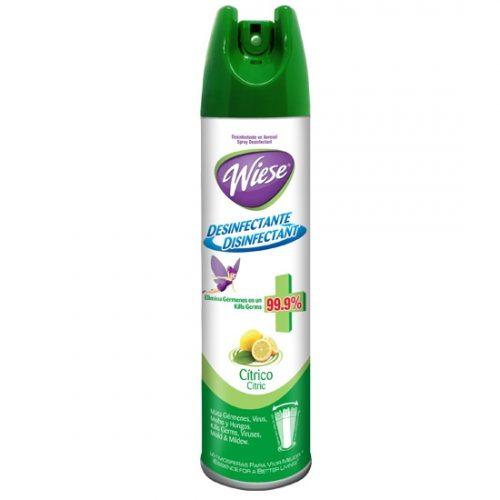 Desinfectante en aerosol Wiese 400 ML/323 G