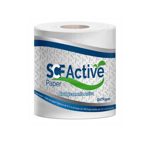 Higienico Tradicional Active Paper Mezcla